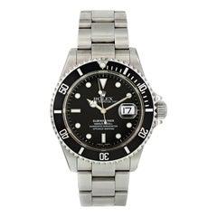 Rolex Submariner 16610 Men's Watch