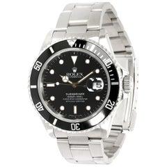 Rolex Submariner 16610 Men's Watch in Stainless Steel