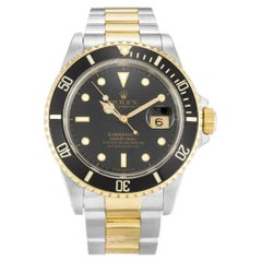 Rolex Submariner 16613, Case, Certified and Warranty