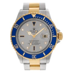 Rolex Submariner 16613, Certified and Warranty