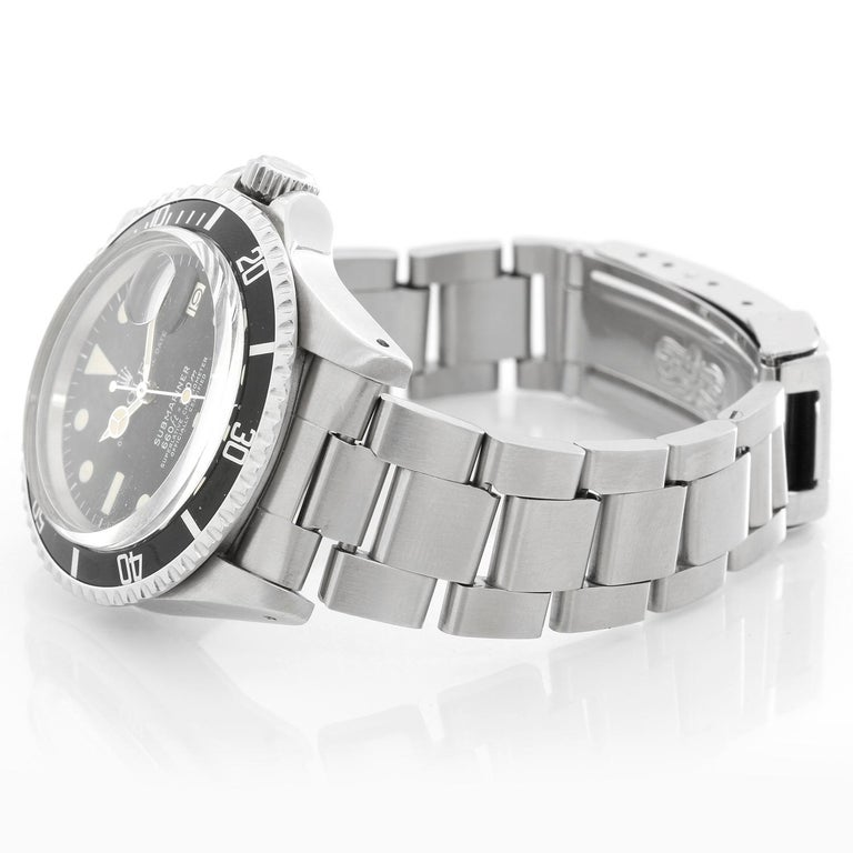 Rolex Submariner 1680 Automatic Men's Watch 2