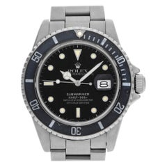 Rolex Submariner 16800 Stainless Steel Auto Watch