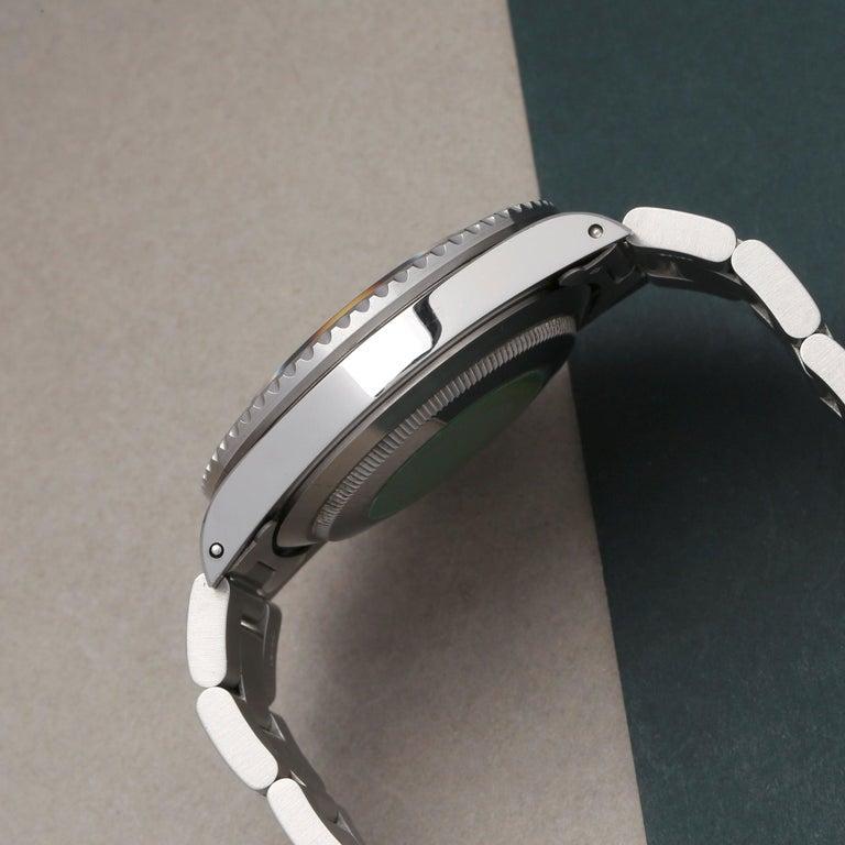 Rolex Submariner 168000 Men Stainless Steel 'Spider Dial' Watch For Sale 1