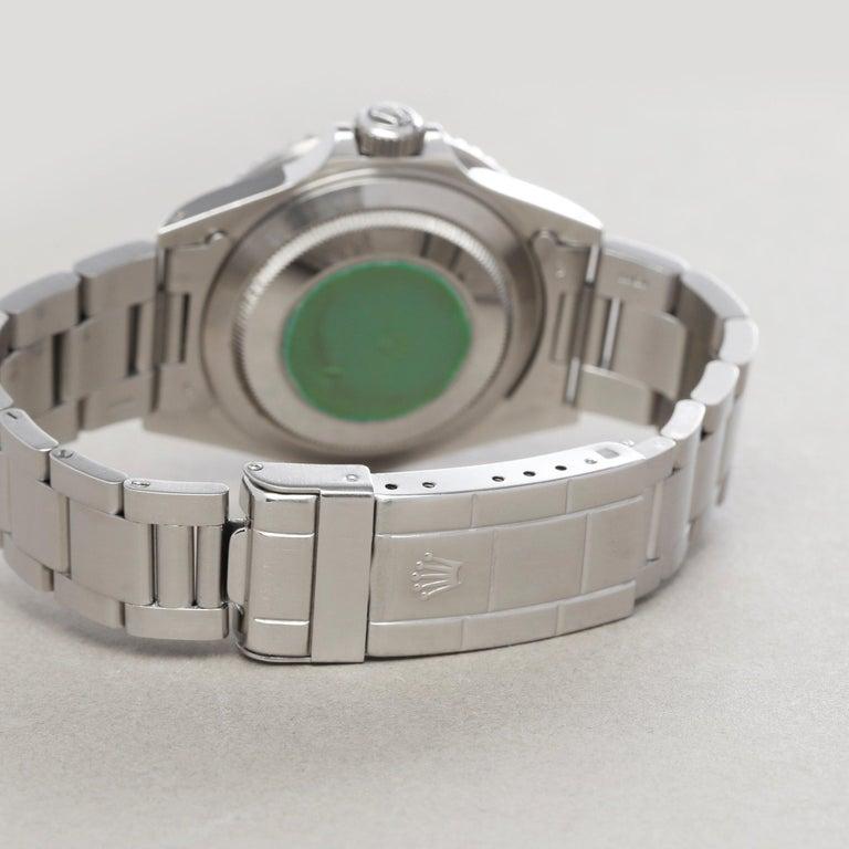 Rolex Submariner 168000 Men Stainless Steel 'Spider Dial' Watch For Sale 3