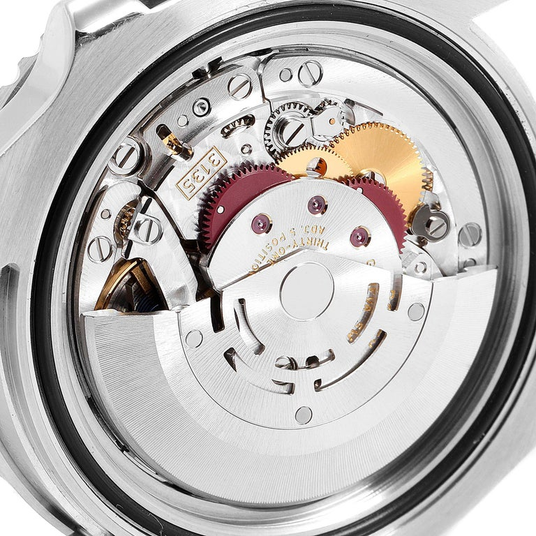 Rolex Submariner 40 Cerachrom Bezel Black Dial Watch 116610 Box Card For Sale 2