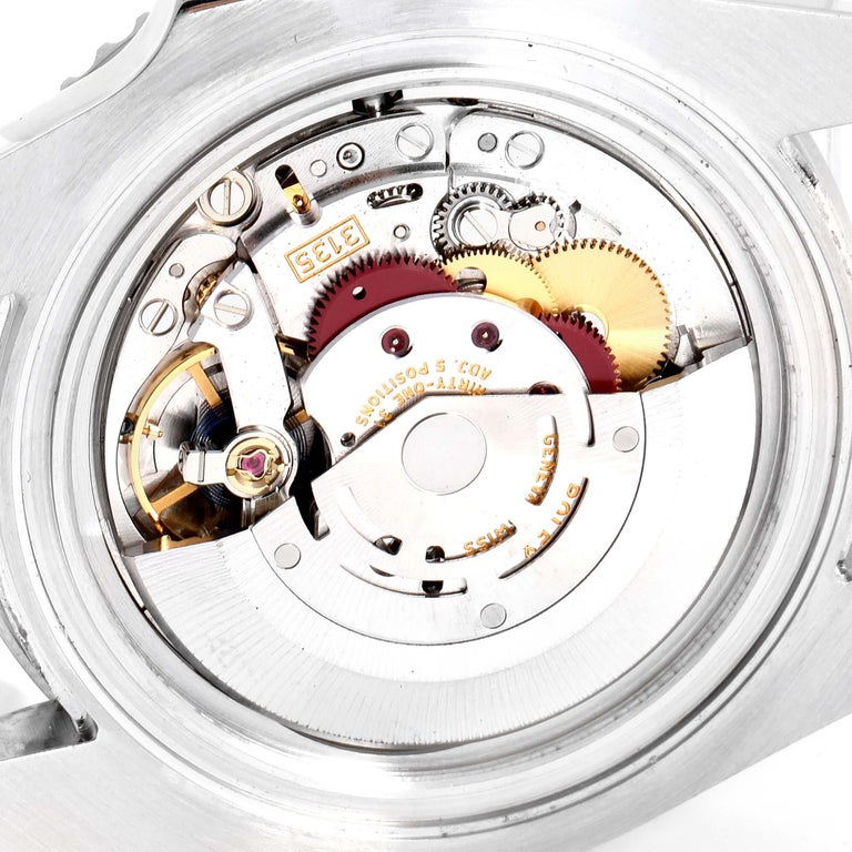 Rolex Submariner 40 Cerachrom Bezel Black Dial Watch 116610 Box Card 4