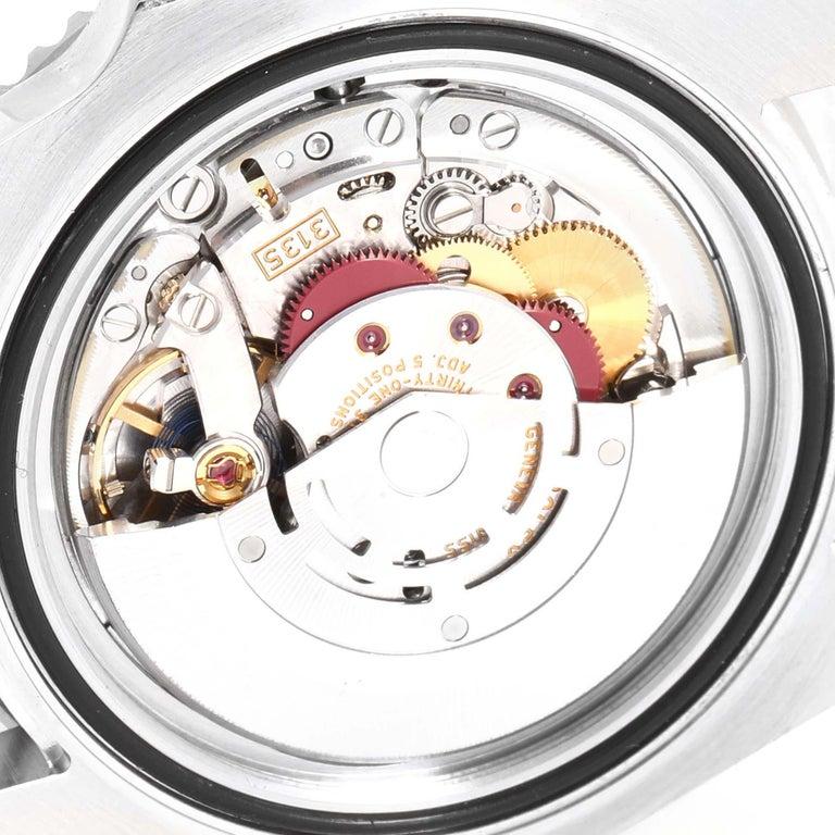 Rolex Submariner 40 Cerachrom Bezel Black Dial Watch 116610 Box Card 5