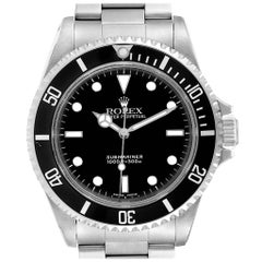 Rolex Submariner 2-Liner Automatic Steel Men's Watch 14060