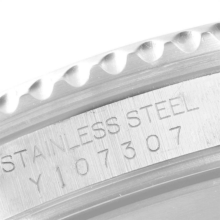 Rolex Submariner Black Dial Steel Men's Watch 16610 Box 3