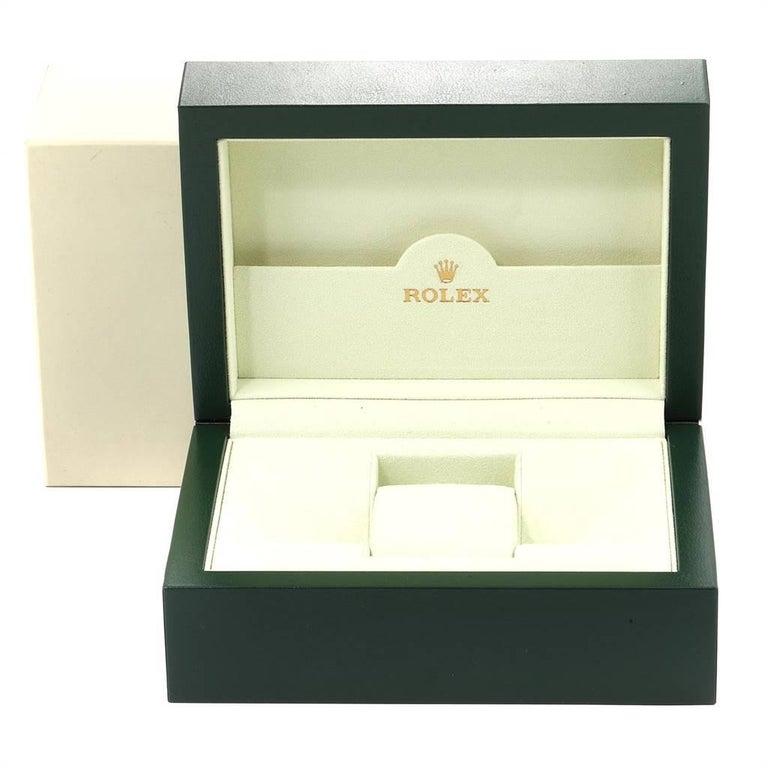 Rolex Submariner Non-Date 4 Liner Steel Steel Men's Watch 14060 For Sale 8