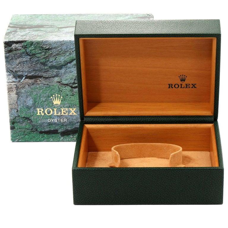 Rolex Submariner Non-Date 4 Liner Steel Men's Watch 14060 For Sale 7