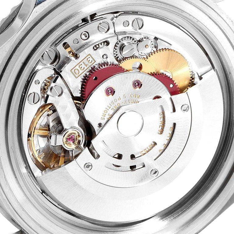 Rolex Submariner Non-Date 4 Liner Steel Men's Watch 14060 For Sale 2