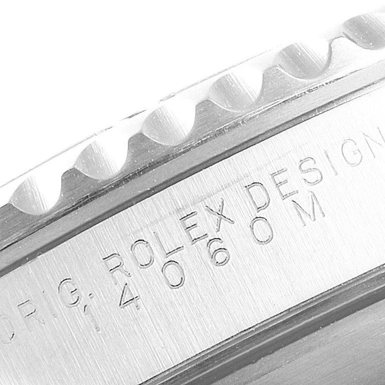 Rolex Submariner Non-Date 4 Liner Steel Men's Watch 14060 For Sale 3