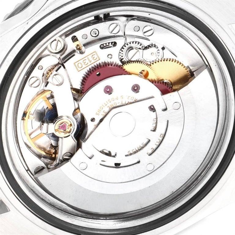 Rolex Submariner Non-Date 4 Liner Steel Steel Men's Watch 14060 For Sale 5