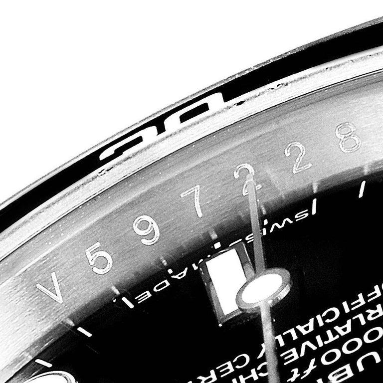 Rolex Submariner Non-Date 4 Liner Steel Men's Watch 14060 For Sale 4