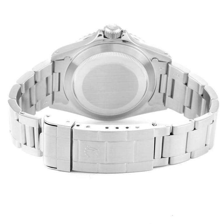 Rolex Submariner Non-Date 4 Liner Steel Steel Men's Watch 14060 For Sale 6