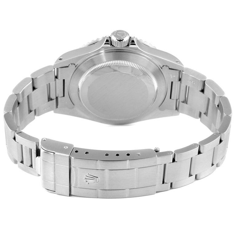 Rolex Submariner Non-Date 4 Liner Steel Men's Watch 14060 For Sale 5