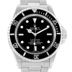 Rolex Submariner Non-Date Stainless Steel Men's Watch 14060