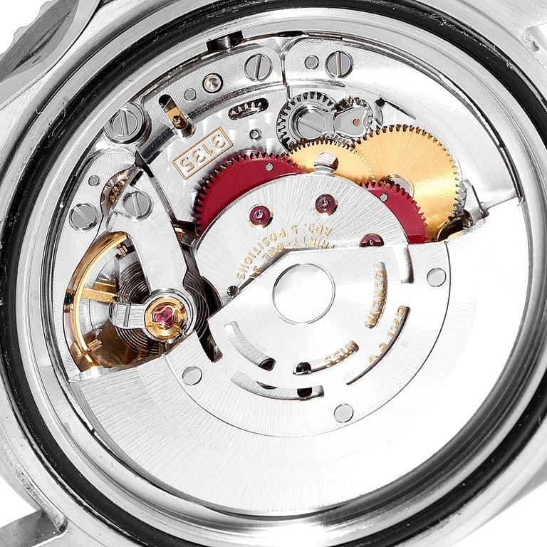 Rolex Submariner 50th Anniversary Green Kermit Men's Watch 16610LV For Sale 3