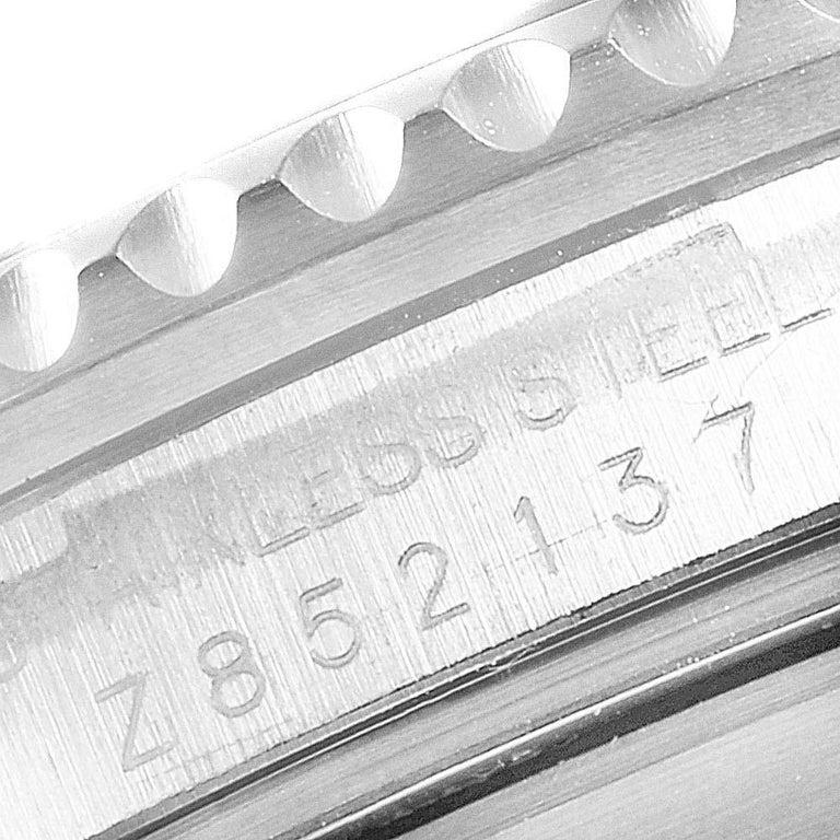 Rolex Submariner 50th Anniversary Green Kermit Men's Watch 16610LV For Sale 5