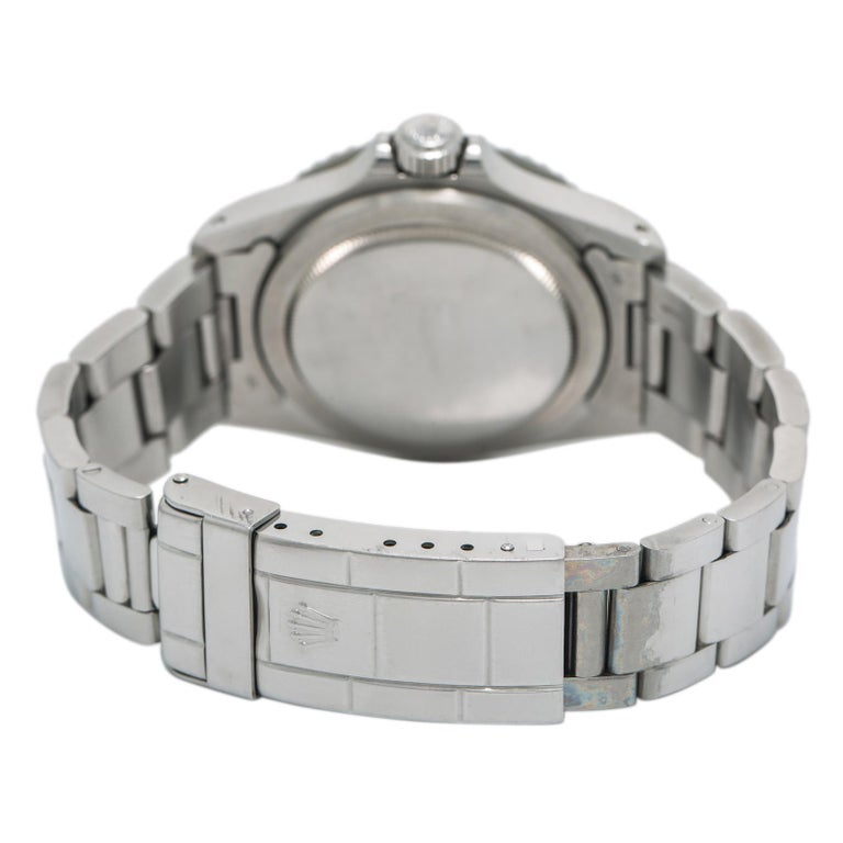 Contemporary Rolex Submariner 5513, Case, Certified and Warranty For Sale