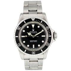 Rolex Submariner 5513 Men's Watch