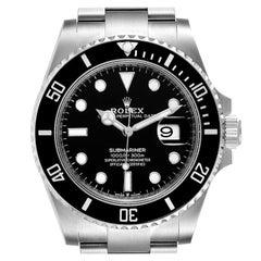 Rolex Submariner Cerachrom Bezel Oystersteel Men's Watch 126610