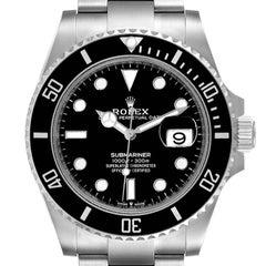 Rolex Submariner Cerachrom Bezel Oystersteel Mens Watch 126610