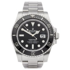 Rolex Submariner Date 116610LN Men's Stainless Steel Watch