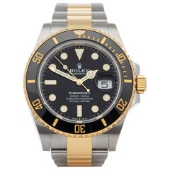 Rolex Submariner Date 126613LN Men Stainless Steel and Yellow Gold 0 Watch