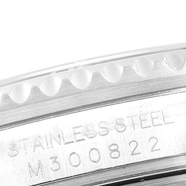 Rolex Submariner Date Stainless Steel Men's Watch 16610 3
