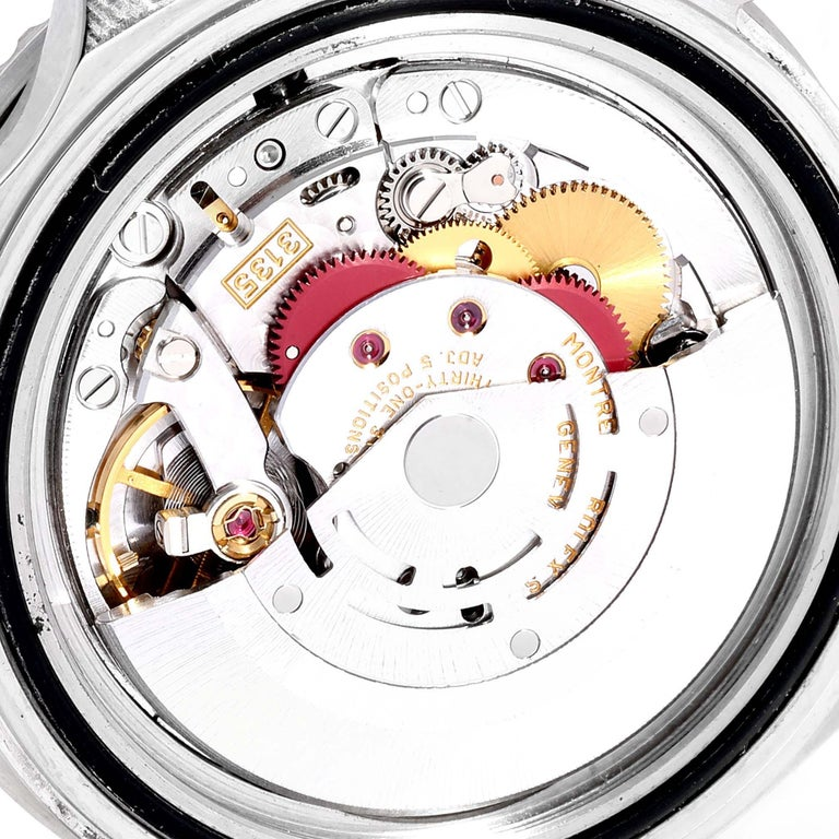 Rolex Submariner Date Stainless Steel Men's Watch 16610 4