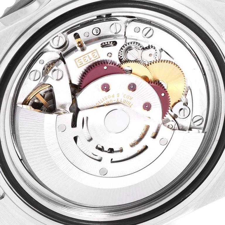 Rolex Submariner Date Stainless Steel Men's Watch 16610 5