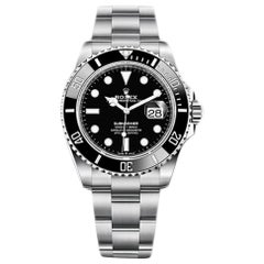 Rolex Submariner Date Black Dial Men's Diving Watch 126610LN
