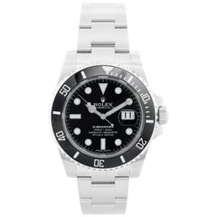 Rolex Submariner Date Men's Stainless Steel Watch 116610 LN