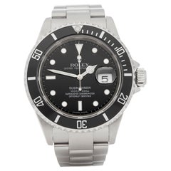 Rolex Submariner Date Stainless Steel 16610