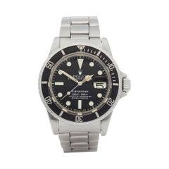 Rolex Submariner Date Stainless Steel 1680