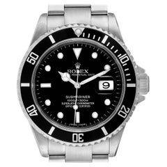 Rolex Submariner Date Stainless Steel Men's Watch 16610