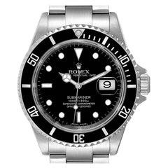 Rolex Submariner Date Stainless Steel Men's Watch 16610