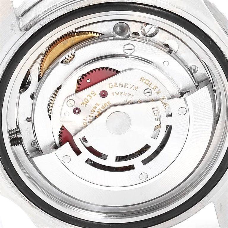 Rolex Submariner Date Steel Men's Vintage Watch 16800 Box 4