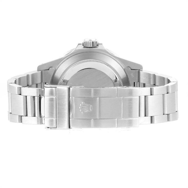 Rolex Submariner Date Steel Men's Vintage Watch 16800 Box 5