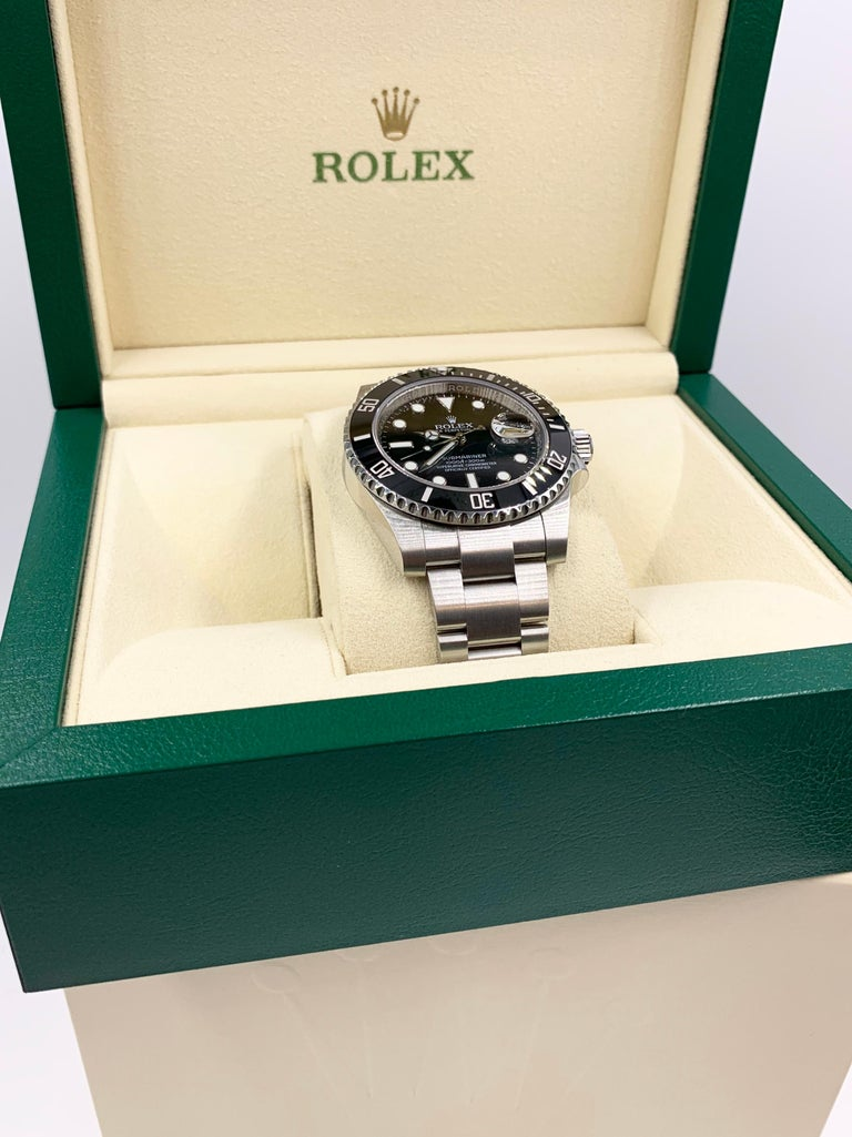 Rolex Submariner Date Watch 116610LN For Sale 2