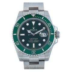 Rolex Submariner Date Watch 116610LV-0002