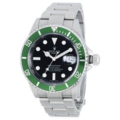 Rolex Submariner Kermit Wristwatch