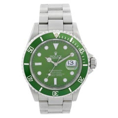 Rolex Submariner Men's Stainless Steel Diver's Watch 16610