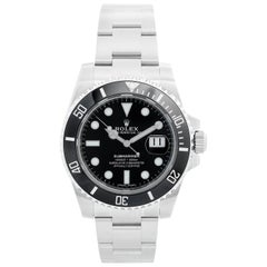 Rolex Submariner Men's Stainless Steel Watch 116610 LN
