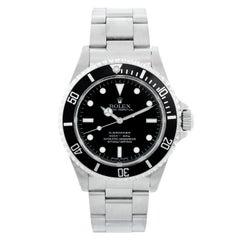 Rolex Submariner Men's Stainless Steel Watch 'no-date' 14060