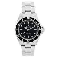 Rolex Submariner Men's Stainless Steel Watch 'No-Date' 14060