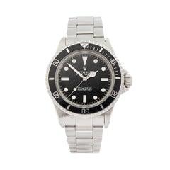 Rolex Submariner Meters First 5513