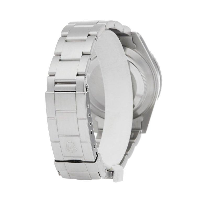 Rolex Submariner No Date 14060M Men Stainless Steel Watch 1